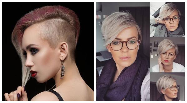 short hair 2020